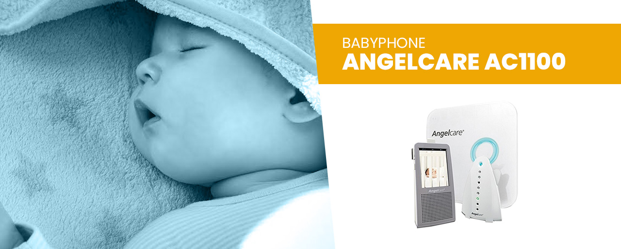 Babyphone Angelcare AC1100