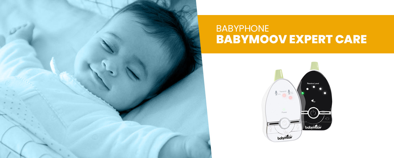 Babyphone Babymoov Expert Care