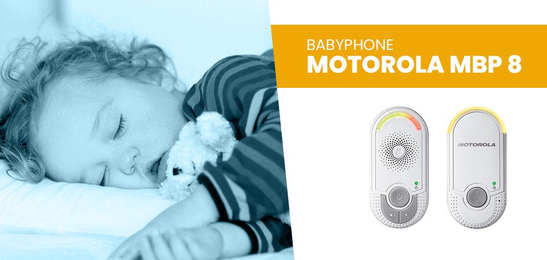 Babyphone Motorola MBP 8