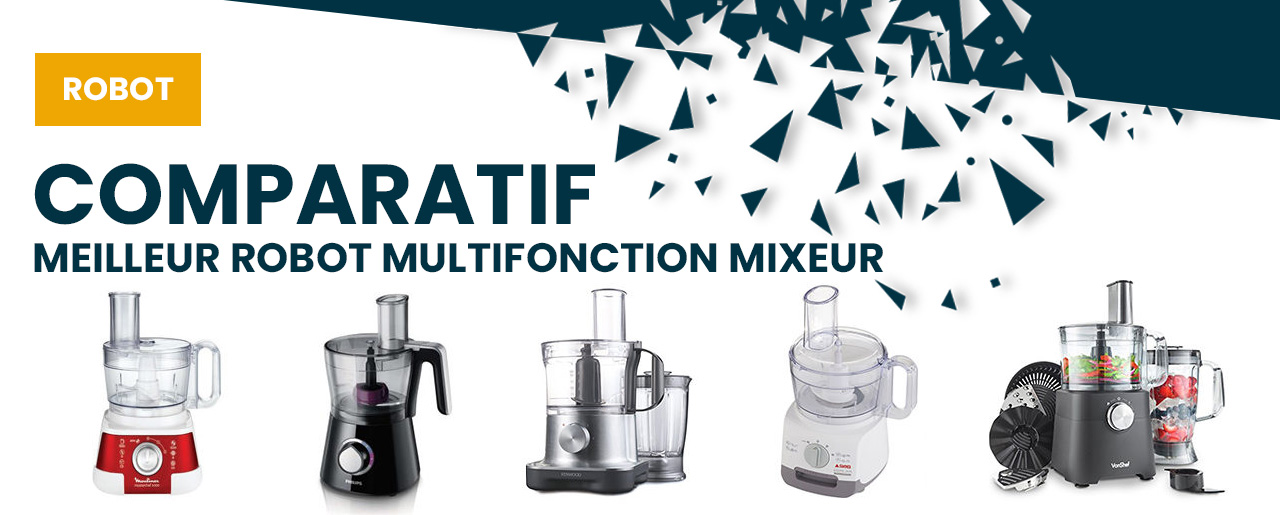 Le Robot Multifonction Mixeur