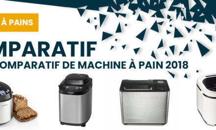 Machine à pain 2018