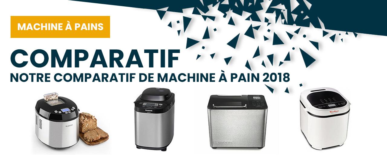 Machine à pain 2018