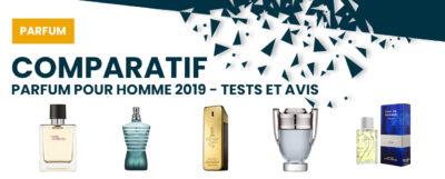 Comparatif des meilleurs parfums homme 2019