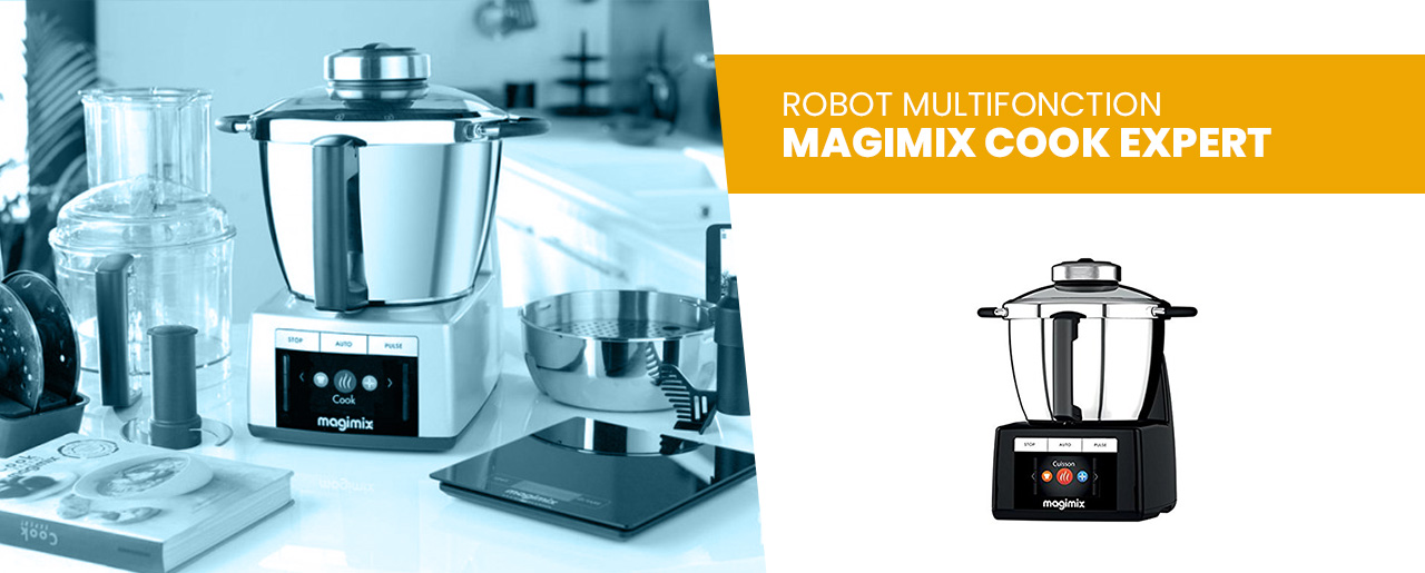 Robot Multifonction Magimix Cook Expert