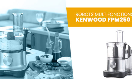 Avis et test Robot multifonction Kenwood FDM301SS