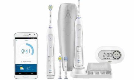 Brosse à dent électrique Oral-B PRO 6500 Brosse à dents électrique avec Bluetooth
