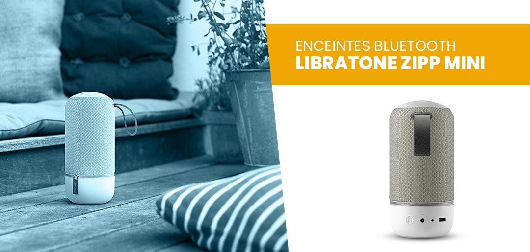 enceinte bluetooth portable Libratone Zipp Mini