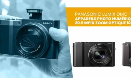 appareil photo compact Panasonic RX100 Mark III
