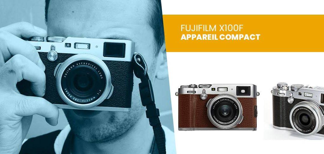 Avis Fujifilm X100F – Appareil photo compact numérique