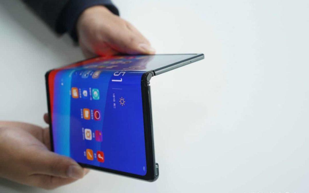 Qu'est-ce qu'un smartphone pliable ?