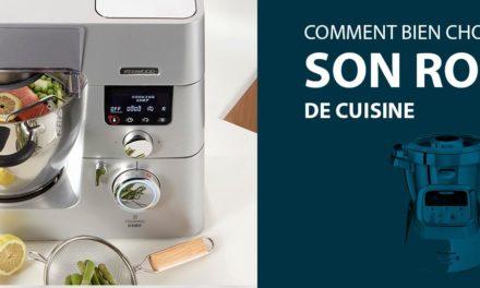 Comment choisir un robot cuiseur ?
