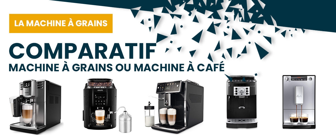 Meilleure machine a café à grains