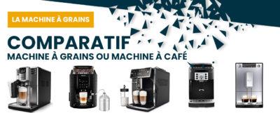 Meilleure machine a café à grain avec broyeur, faites le bon choix grâce à un avis d'expert