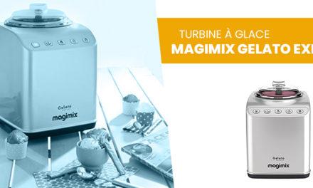 Avis et test de la turbine à glace Magimix Gelato Expert 11680 par nos soins