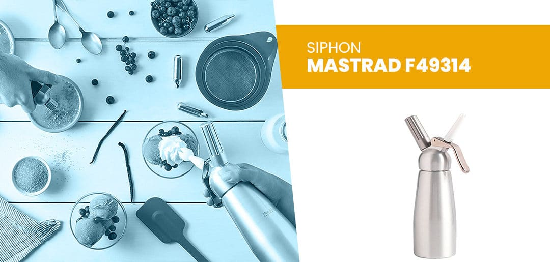 Tout sur le Mastrad F49314 : découvrez notre test/avis complet !