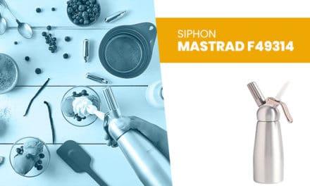 Tout sur le Mastrad F49314 – Siphon de cuisine