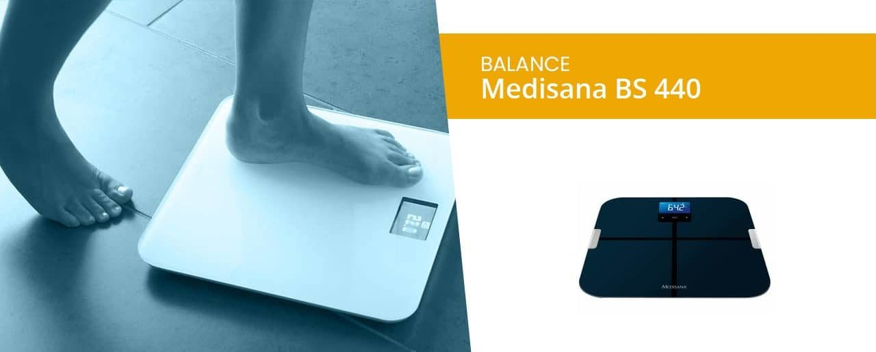 Balance connectée MEDISANA – Avis et comparatif