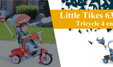 Avis et caractéristiques tricycle évolutif Little Tikes