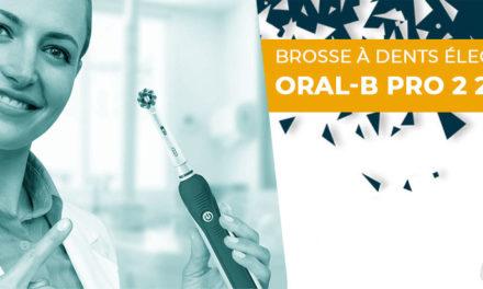 Avis et Test Oral-B Pro 2 2000N et 2000S
