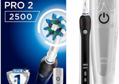 Oral-B Pro 2 2500 CrossAction Brosse À Dents Électrique (6)
