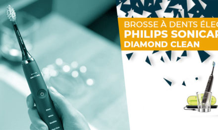Avis et Test Philips Sonicare Diamond Clean