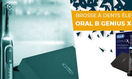 Avis et Test Oral B Genius X 20000