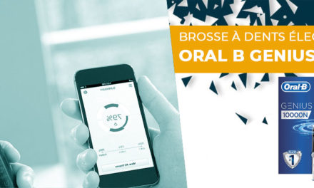Avis et Test Oral B Genius 10000N CrossAction  Exemplaire