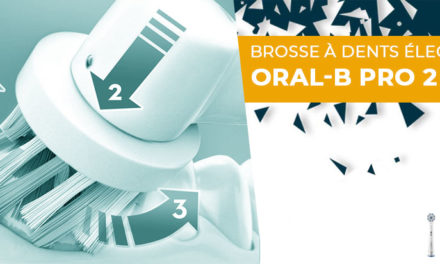Avis et Test Oral-B Pro 2 2700