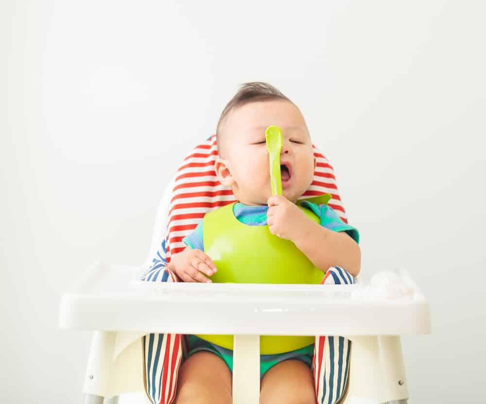 Chaise repas pour bébé